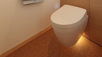 浮いてるトイレ レストパルF