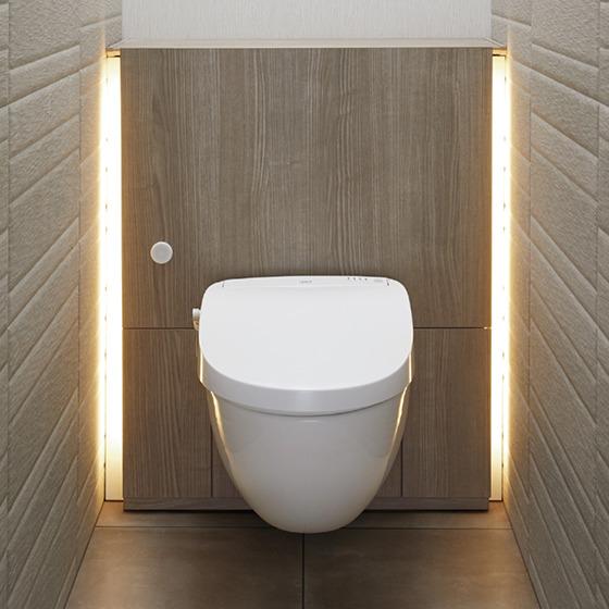 リクシル フロートトイレ