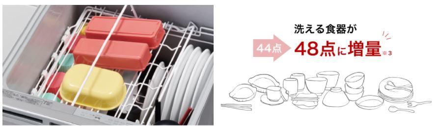 パナソニックビルトイン食洗器9シリーズ