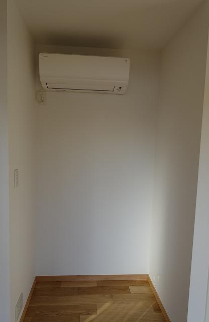 子ども部屋のエアコン