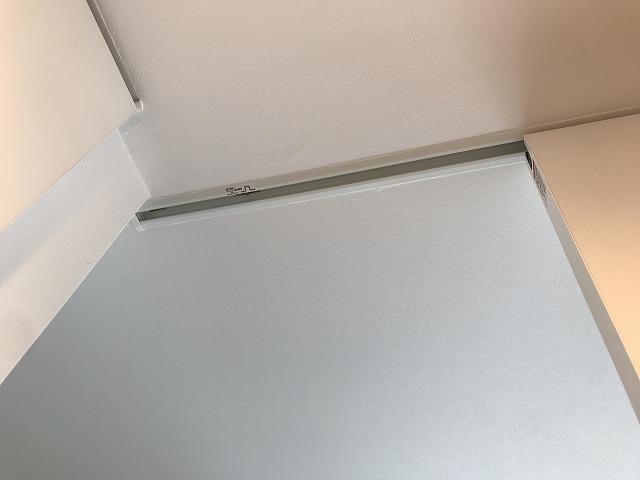 ラフィスの天井埋め込みレール