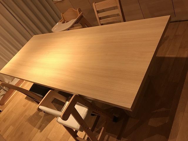キッチンハウス ダイニングテーブル