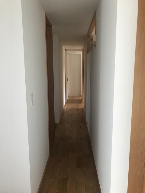 中廊下の扉を全部開けた場合の写真