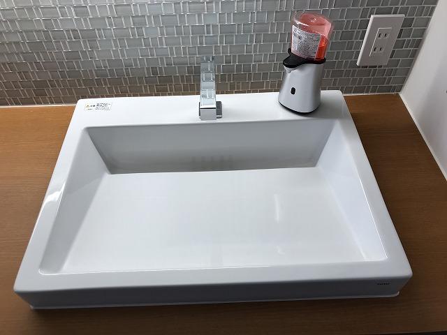 洗面器(TOTOLS911CR)