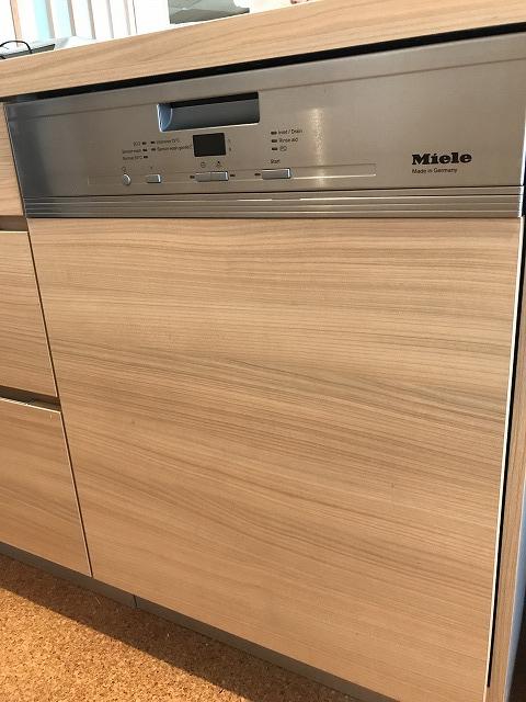 食洗機ミーレ60cm