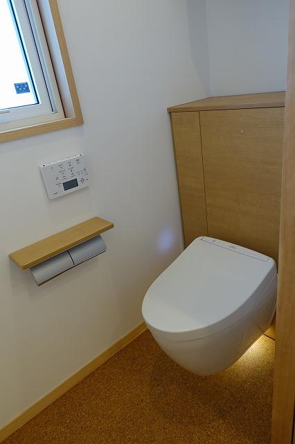 トイレ(TOTO レストパルF)
