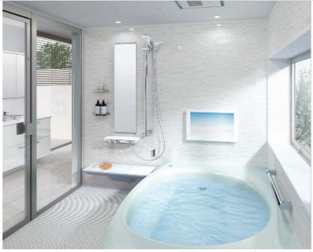 サザナのスーパーワイド浴槽