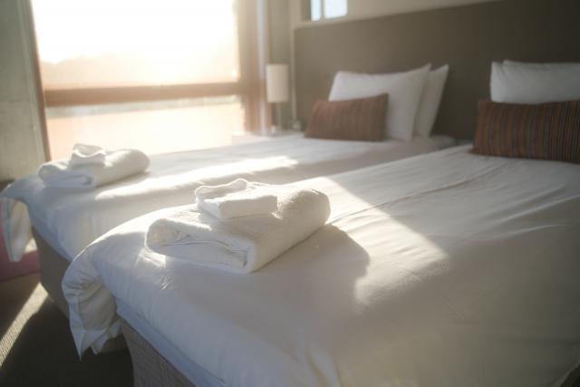 シングルベッド2台