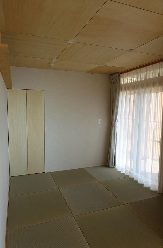 和室の全景