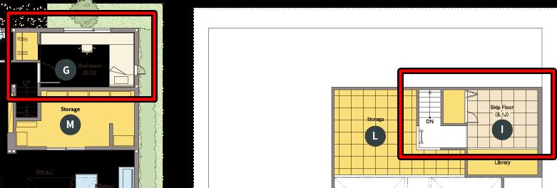 トヨタホームさんの平屋住宅「シンセ・スマートステージプラス(平屋)」の子ども部屋